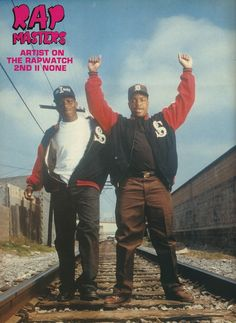 2nd II None | Their first album is a CLASSIC!!!