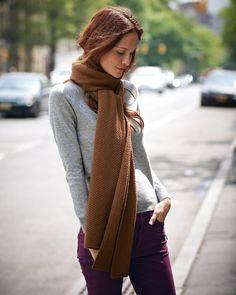 60 meilleures images du tableau Nouer et porter une écharpe   Scarf ... c015ca82949