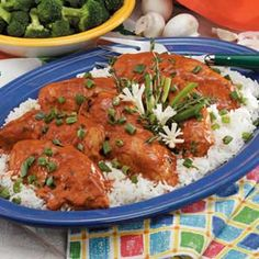 Chicken With Paprika Cream.... I will use half and half instead of whipping cream.