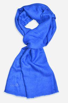Royal Blue Cashmere Pashmina Handwoven Scarf/Shawl Cashmere Pashmina, Royal Blue, Shawl, Hand Weaving, Color, Fashion, Moda, Hand Knitting, Colour