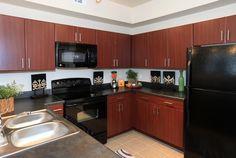 702-685-8800 | 1-3 Bedroom | 1-2 Bath Trellis Park at Cheyenne 3132 N. Jones Blvd., Las Vegas, NV. 89108 Las Vegas Valley, Las Vegas Nevada, Trellis, Great Places, Apartments, Kitchen Cabinets, Bath, Bedroom, Modern