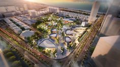 Gallery of Benoy Releases Plans for Large Sustainable Community Park in Abu Dhabi - 1