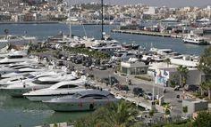 The Harbour in Ibiza Town Ibiza Spain
