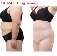 6ca078258a Women Control Pants Butt Lifer Slimming Underwear High Waist Thong Shaper  Firm Control Belly Slimming Sheath ...