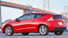 2012 Honda CR-Z Hybrid - My Next Car, Please.