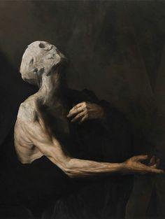 Amazing work by Nicola Samorì