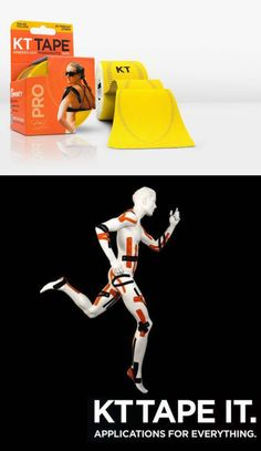 Prevent Injury, Recover Faster & Play Harder with KT Tape (Kinesiology Therapeutic Tape)! For Common Injuries: Carpal Tunnel, Hamstring Strain, Tennis Elbow, Plantar Fasciitis, Ankle Sprain & So Much More!