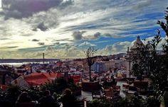 Conhecer #Lisboa a partir das suas esplanadas