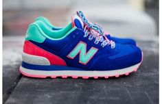 New Balance 574 Blue Candy | followthekicks