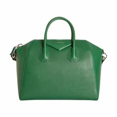 Been looking for a green bag for fall and this Givenchy Medium Antigona Duffel at Barneys.com would be perfect!