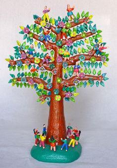 Tree of life - Mexican Folk Art