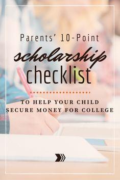 essay self checklist