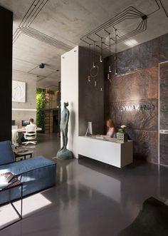 Office And Showroom Of Architectural Workshop Sergey Makhno - Picture gallery