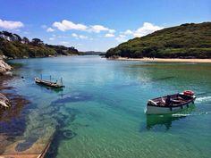 Crantock, Cornwall