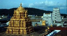 Tirupati Balaji temple, Andhra Pradesh