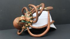 A guide to show you how to make a Steampunk Octopus that can be attached to a Pith Helmet or Hat. Or Octopith as I like to refer to it.