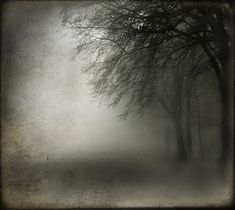 Inmost Darkness.. by Ismael pimenta  *hearthy