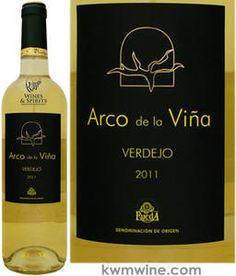 Arco de la Vina Rueda Verdejo 2011 Order Product Bottle £ Case bottles) - each £ White Wine, Red Wine, Online Wine Shop, Wine And Spirits, Whiskey Bottle, Bottles, Drinks, Store, Drinking