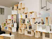 shelf paradise