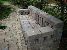 brick bench back-yard-ideas