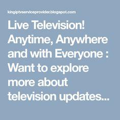 34 Best IPTV Channel Provider Online images in 2018
