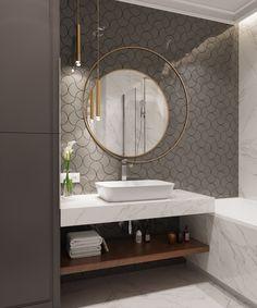 Washroom Design, Toilet Design, Bathroom Design Luxury, Bathroom Layout, Modern Bathroom Design, Contemporary Bathrooms, Bathroom Photos, Small Toilet Room, Washbasin Design
