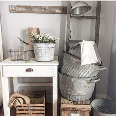 I just finished hanging this rustic G from @magdalenas_market. Be sure to check out @magdalenas_market amazing selecting of rustic farmhouse decor. #love #farmhousestyle #shop #rusticdecor #shabbychic #cottagestyle #frenchfarmhouse #rustictin @pleasepaintme
