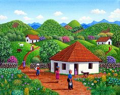 Honduras ~ Jorge Ferman ~ Our Farmhouse