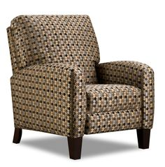 Breckenridge High-Leg Recliner by Southern Motion Furniture - Home Gallery Stores