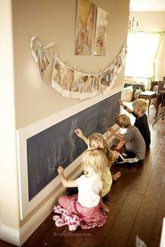 Great idea for when they want to draw on everything!