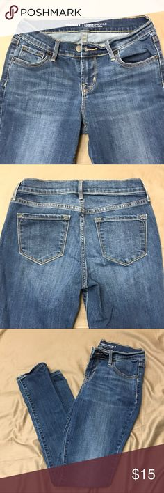 Old Navy skinny jeans Old Navy skinny jeans, wore only once Old Navy Jeans Skinny