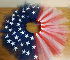 4th of July Tutu FREE SHIPPING by LoveItCreateIt on Etsy, $35.00