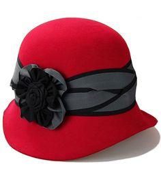 Felt Hat, Wool Felt, Fishers Hat, Fedora Hat Women, Diy Hat, Wearing A Hat, Cloche Hat, Cool Hats, Caps For Women