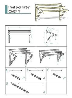 Picture 2 of 11  sc 1 st  Pinterest & Building a shed-roof canopy - Fine Homebuilding Question u0026 Answer ...