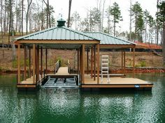 The Cliffs approved dock with boat lift, boat lift, lake keowee boat lift