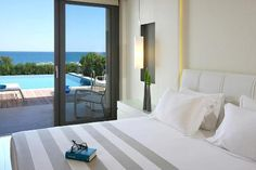 Junior Suite at Cavo Olympo Luxury Resort & Spa