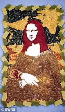 Edible Masterpieces: The Mona Lasagne
