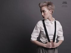 Back buttoned blouse/Shirt button-down silk behind