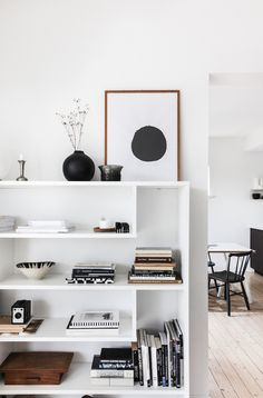 my scandinavian home: A Beautifully Pared-back Norwegian Hillside Home