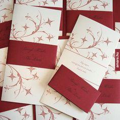 wedding invitation by amare.hu
