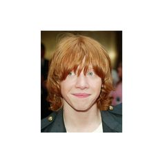 Rupert Grint Interview for Harry Potter: The Order of the Phoenix... ❤ liked on Polyvore featuring harry potter