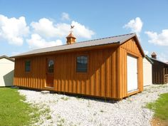 large storage sheds prefab and built on site shed pinterest prefab