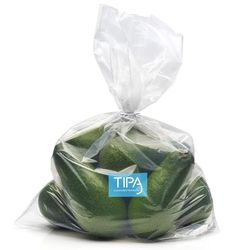 Tipa's innovative technology offers 100% #biodegradable and#compostable #flexible #packaging solutions suitable for a wide variety of products and food goods. TIPA's packaging solutions offer uniquely low haze and high transparency films with excellent strength and sealing properties.