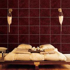 28.50$  Know more - http://aidtn.worlditems.win/all/product.php?id=32682023609 - Imitation fur pattern large lattice minimalist modern wallpaper papel de parede para quarto em 3d sofa TV backdrop wallpaper