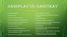 Sandplay Vs. Sandtray: The Important Differences