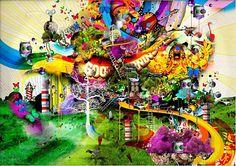 21-psychedelic-colorful-digital-art.jpg (550×389)