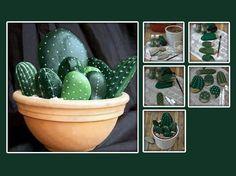 Mal selv kaktus