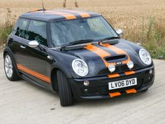 Post photos of your MINI stripes! Mini Cooper Clubman, Mini Coopers, Mini Cooper Stripes, Mini Lifestyle, Mini Cooper Convertible, Morris Minor, Audi A5, Smart Car, Nissan 370z