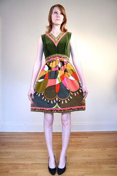 Vintage 60's Pucci dress | Flickr - Photo Sharing!