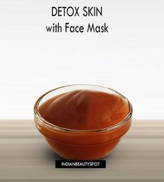Detox Skin with Face Mask
